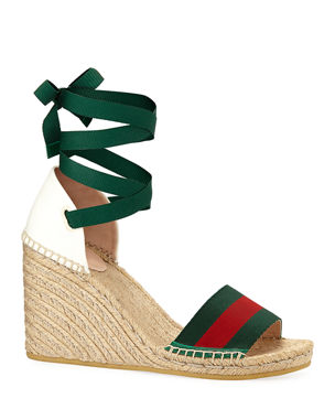 df0c75bdc82b Designer Wedges   Wedge Shoes at Neiman Marcus