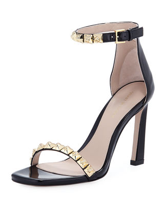 Image 1 of 4: 100ROSIST Studded High Sandal