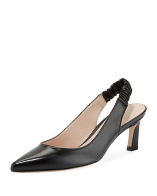 Hayday Leather Slingback Pump