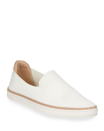 Sammy Knit Platform Sneakers