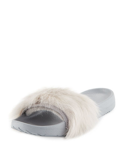 Royale Toscana Fur Pool Slides