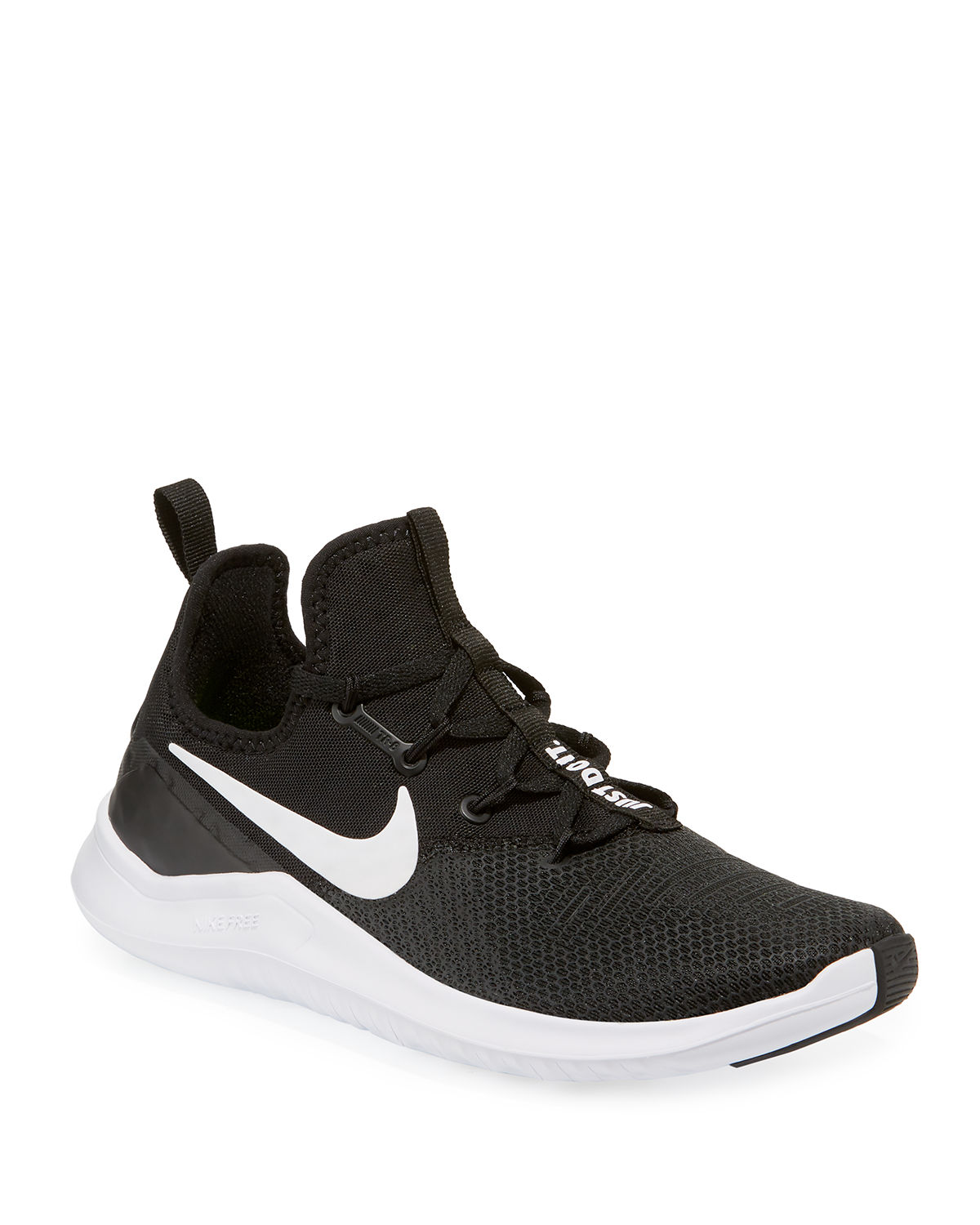027f19559777 Nike Free FlyKnit Colorblock Trainer Sneakers