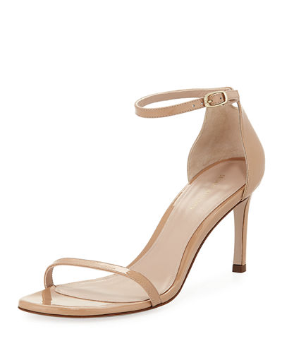 75NUDISTTRADITIONAL Gloss Naked Sandal