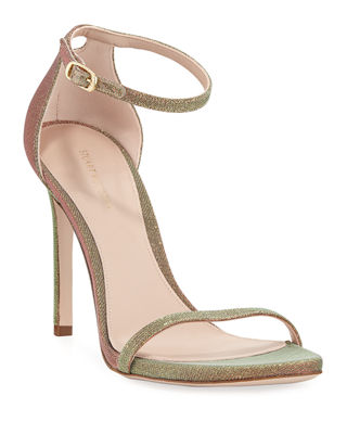Image 1 of 4: 105NUDIST Nighttime Ankle-Wrap Sandal