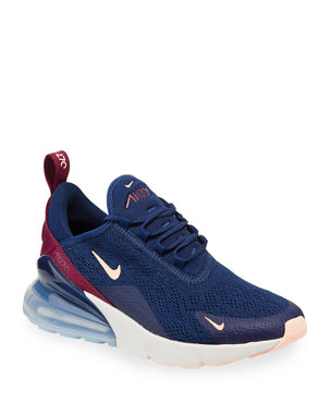 best sneakers 41203 d0b68 Nike Air Max 270 Knit Sneakers