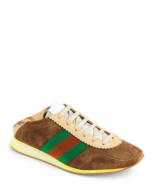 Rocket Convertible Sneaker in Brown
