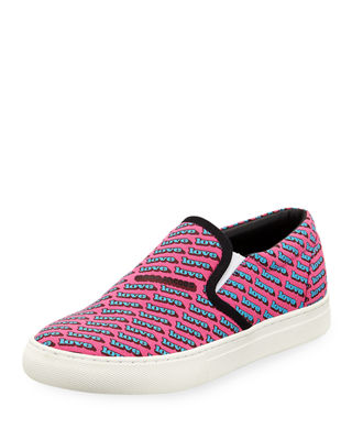 Marc Jacobs Love Mercer Platform Sneakers