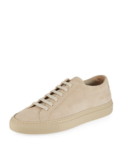 Original Achilles Low-Top Suede Sneakers