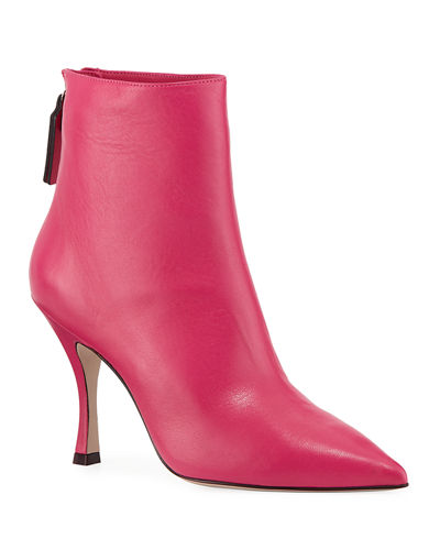 Juniper 95mm Leather Bootie