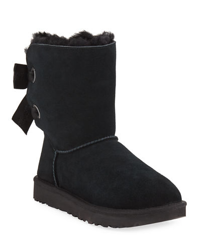 Bailey Bow Short Boots