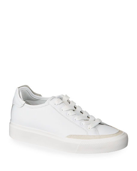 Rag & Bone RB Army Leather Low-Top Sneakers