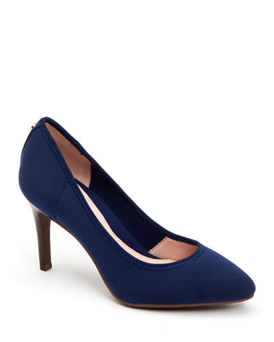 Tess Neoprene Point-Toe Pumps