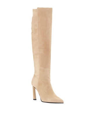 Demi 100mm Suede Knee Boots and Matching Items