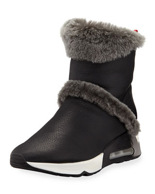 Ash Laika Runner Ankle Boots