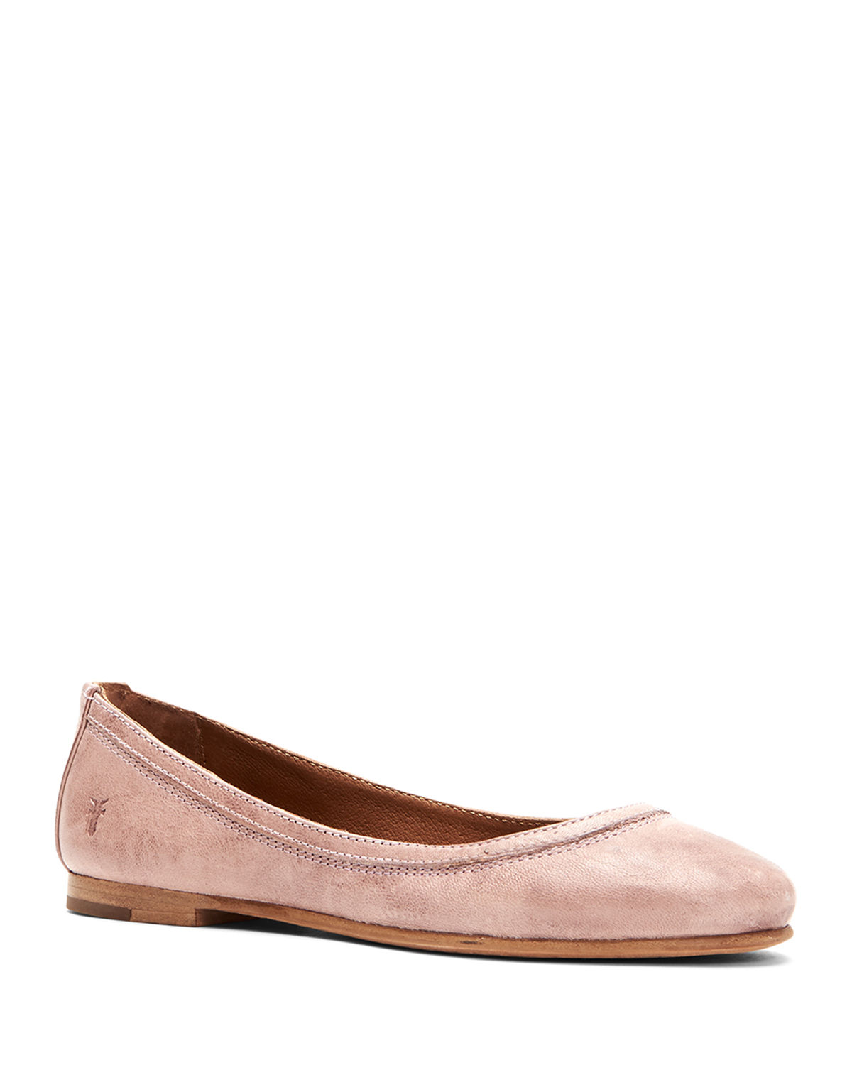 Carson Leather Ballet Flats