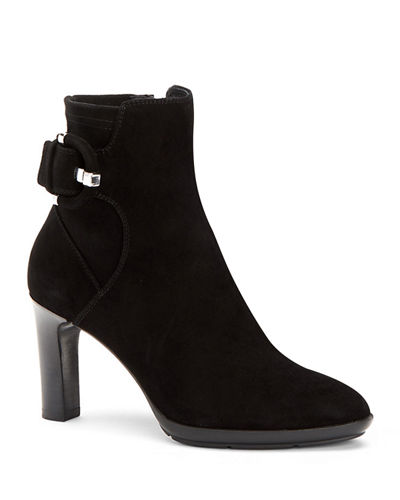 eebd53369ae Quick Look. Aquatalia · Rachele High-Heel Suede Booties