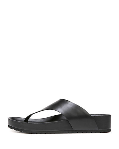 Padma Leather Platform Sandal