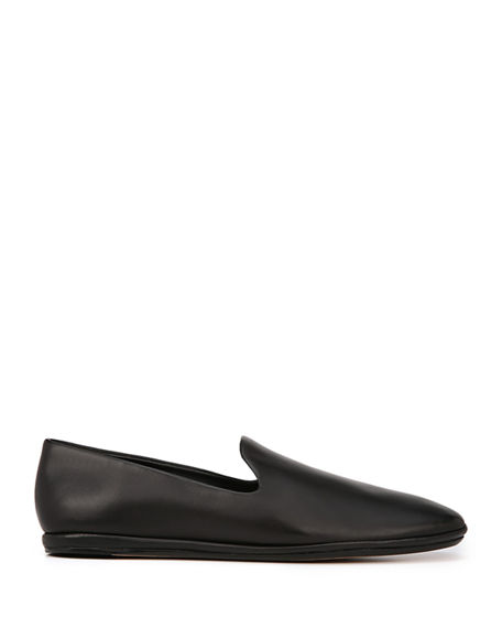 Image 2 of 4: Vince Paz Smooth Leather Loafers