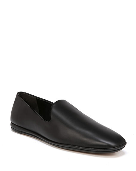 Image 1 of 4: Vince Paz Smooth Leather Loafers