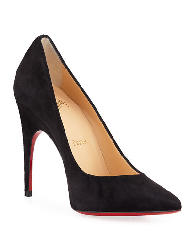 Alminette Red Sole Pumps
