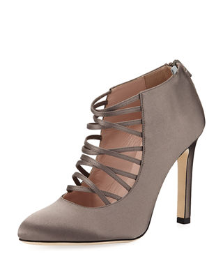 SJP by Sarah Jessica Parker Revere Satin Strappy
