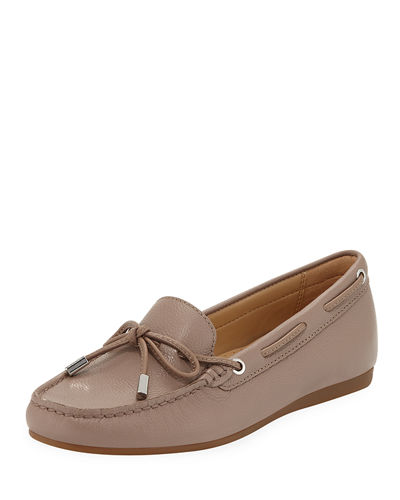 Sutton Tumbled Leather Moccasins