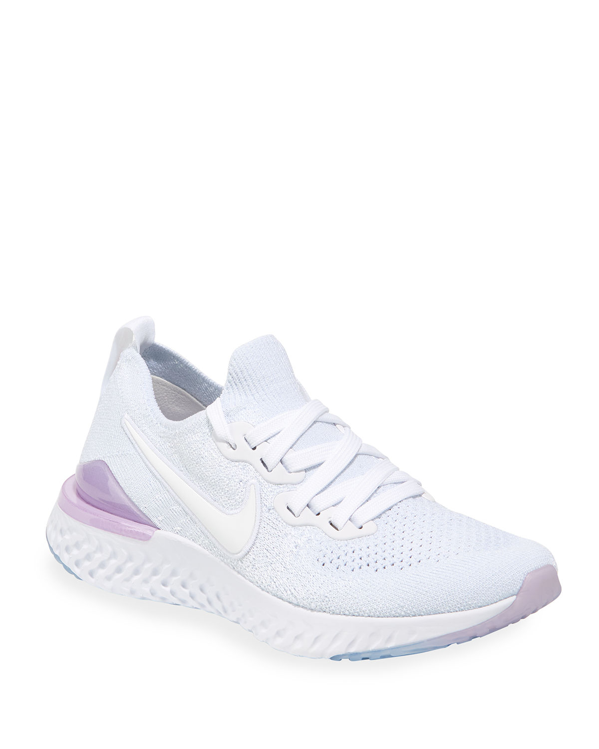 b0402a7a1064 Nike Epic React Flyknit 2 Running Sneakers