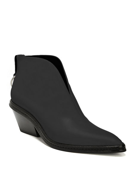 Via Spiga Boots FIANNA POINTED ANKLE BOOTIES