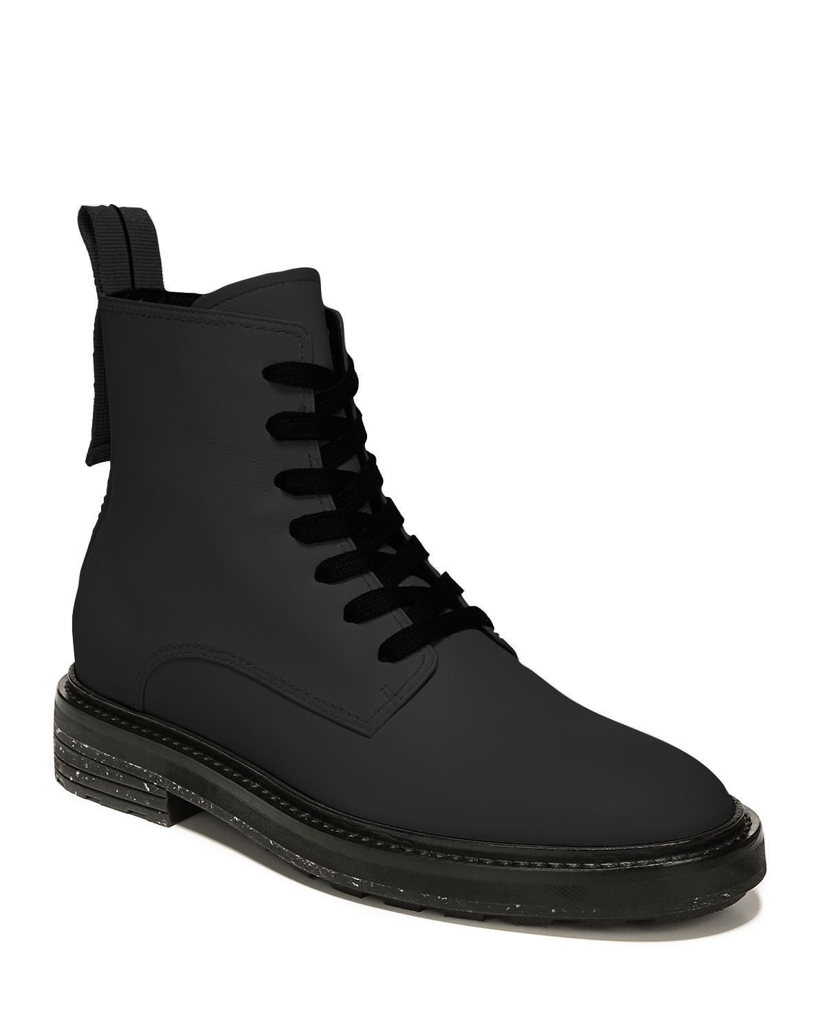 Kinley Lace-Up Combat Boots