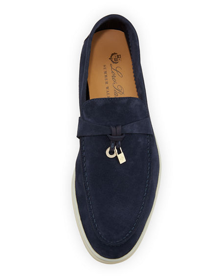 062d60a0db3 Image 3 of 4  Summer Charms Walk Suede Loafers