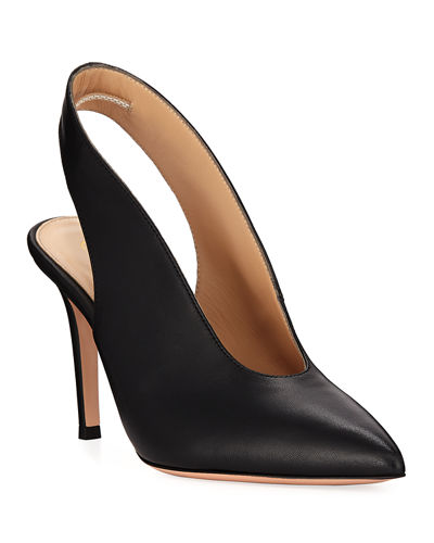 01006e82891 Gianvito Rossi Pointed Toe Shoes
