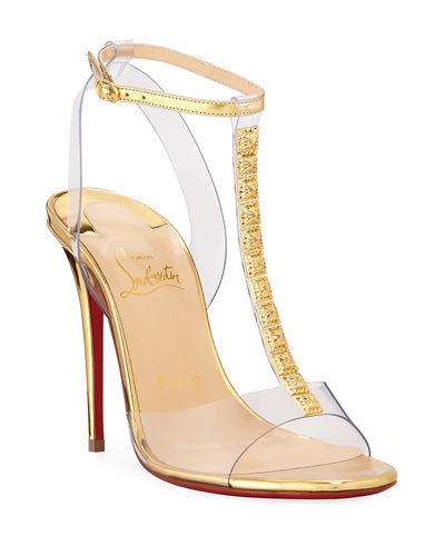 58424afc78 Gold Evening Shoes | Neiman Marcus