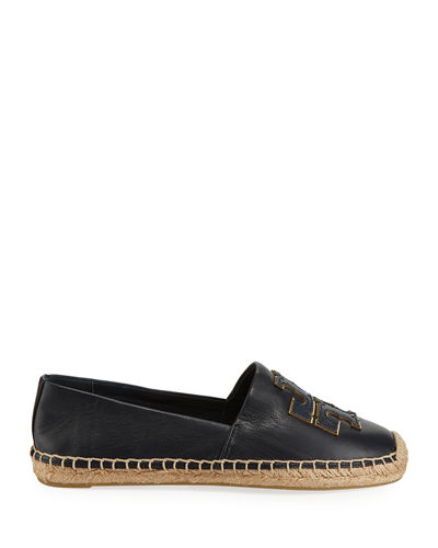 6ceac76fa0d67 Quick Look. Tory Burch · Ines Flat Leather Logo Espadrilles