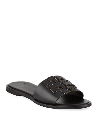 9b9fe44478436 Quick Look. Tory Burch · Ines Flat Slide Sandals. Available in Black ...