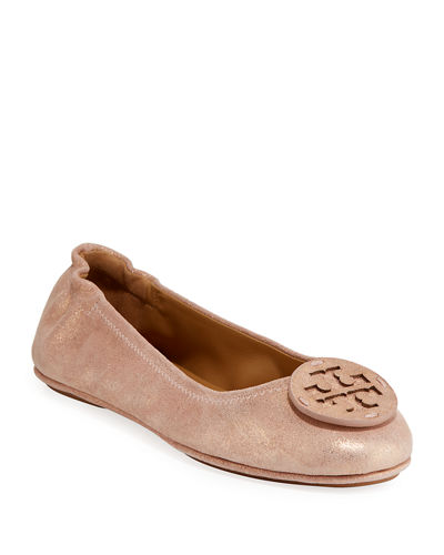 206acec87253dd Quick Look. Tory Burch · Minnie Travel Ballet Flats ...