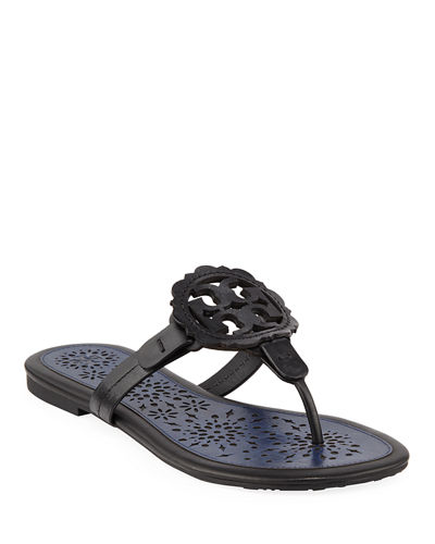 649f0a26b88924 Quick Look. Tory Burch · Miller Scallop Flat Slide Sandals