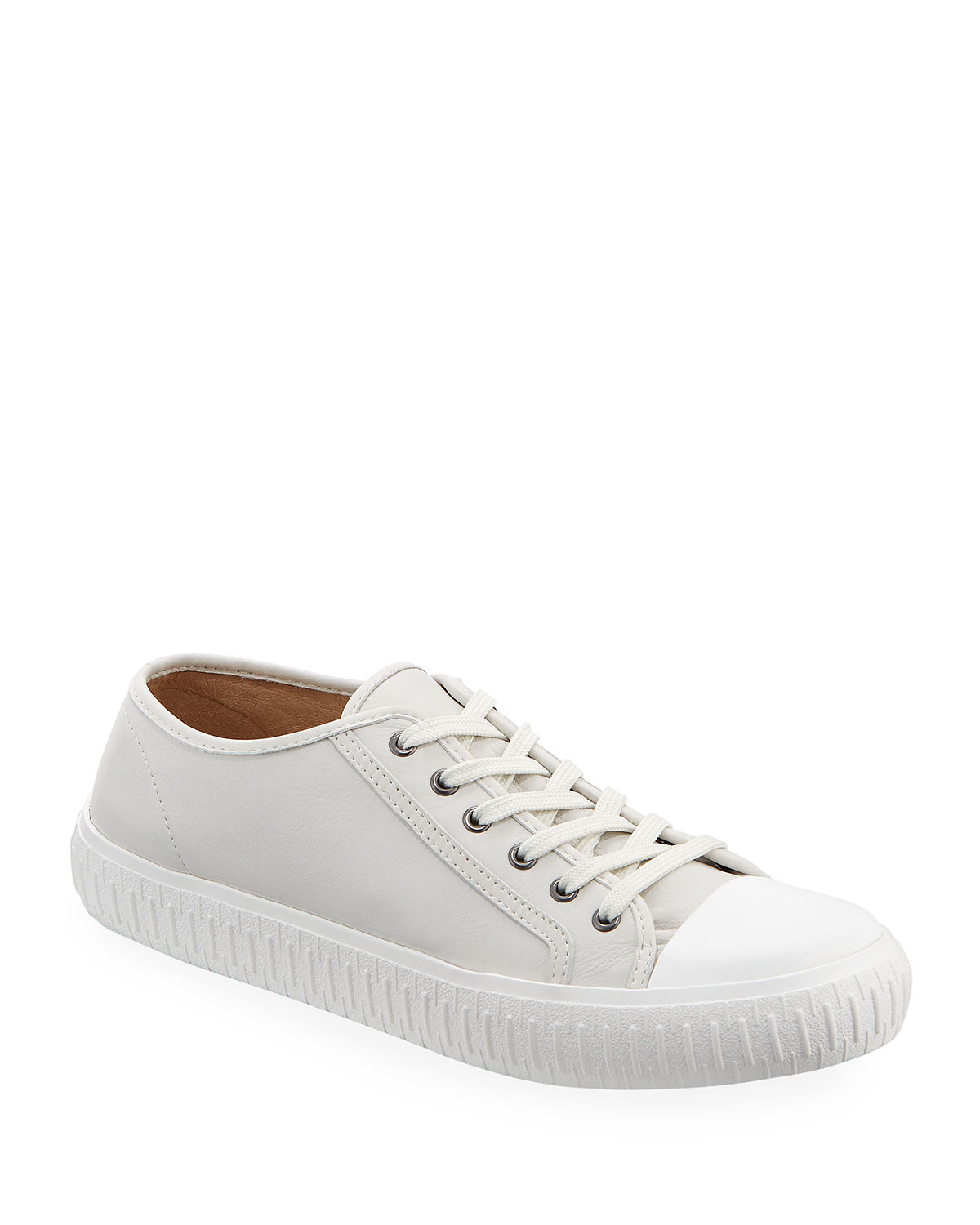 Nod Low-Top Leather Sneakers