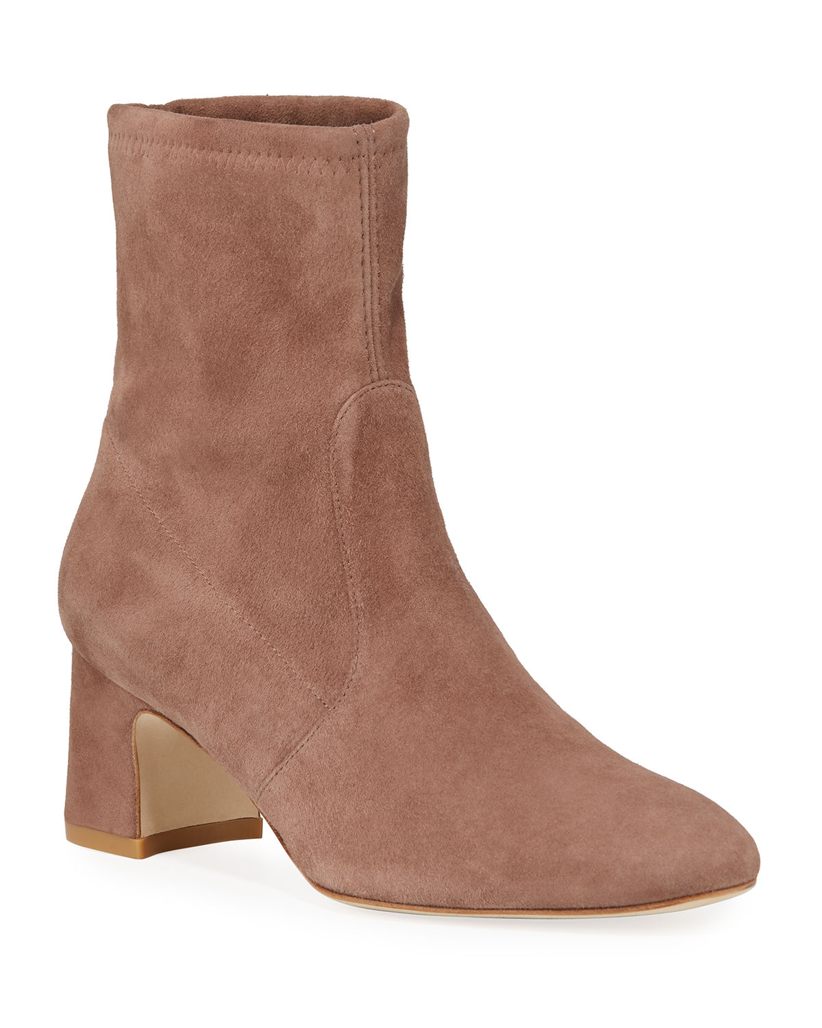 Niki Suede 60mm Boots