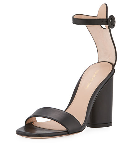Kimly Chic City Leather Sandals