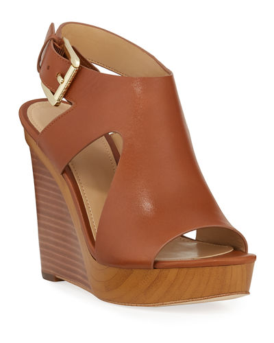2a660fadf9cd Quick Look. MICHAEL Michael Kors · Josephine Wedge Platform Sandals