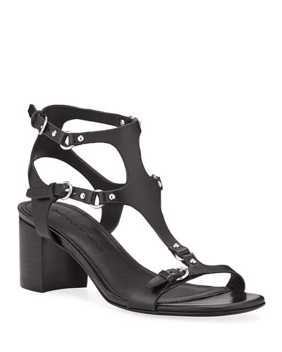 Haven Leather Harness Sandals