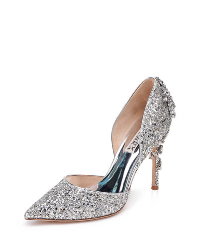 Vogue III Glitter Pumps