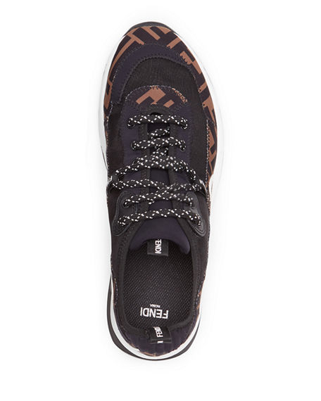 Image 4 of 5  Freedom FF Patchwork Sneakers a457cea211f96