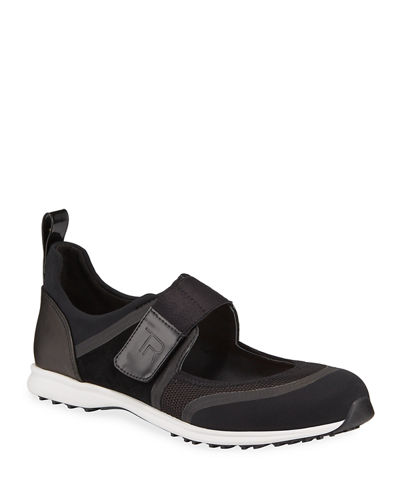 Biannka Sport Mary Jane Sneakers