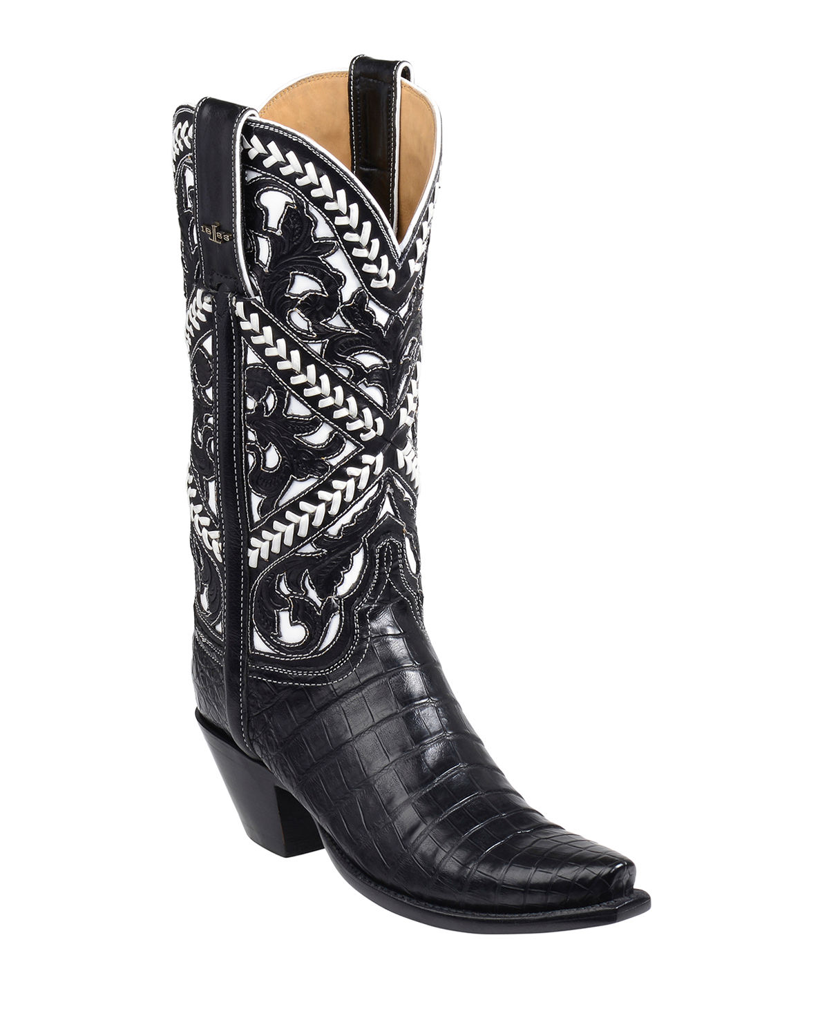 Sweetwater Alligator Cowboy Boots
