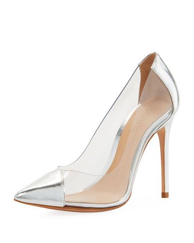 61fb9a8cfe Clear Pointed Toe Shoes | Neiman Marcus