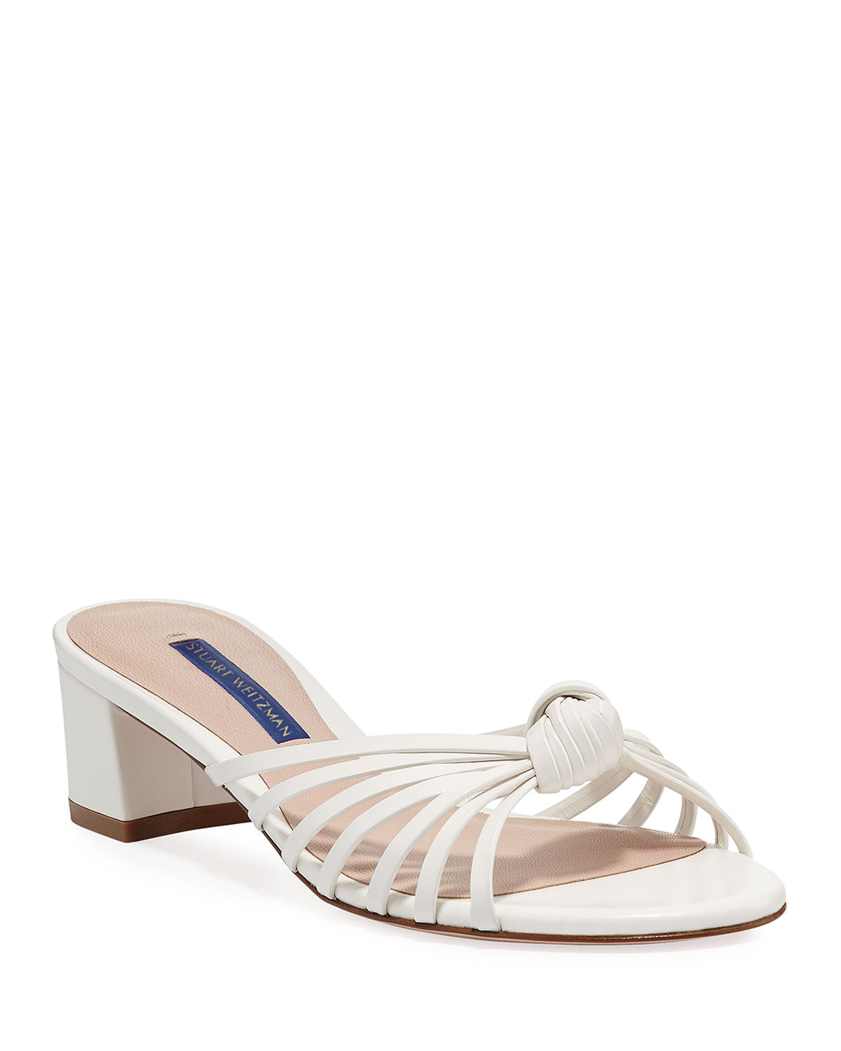 0aa2abf8a1e0 Stuart Weitzman Sidney Strappy Leather Sandals
