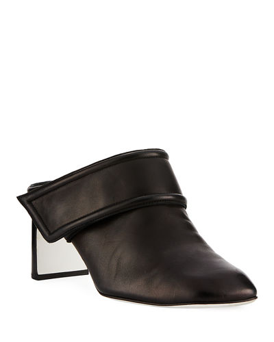7bad1872e6a Quick Look. Rag   Bone · Elliot Mid-Heel Leather Mule. Available in Black