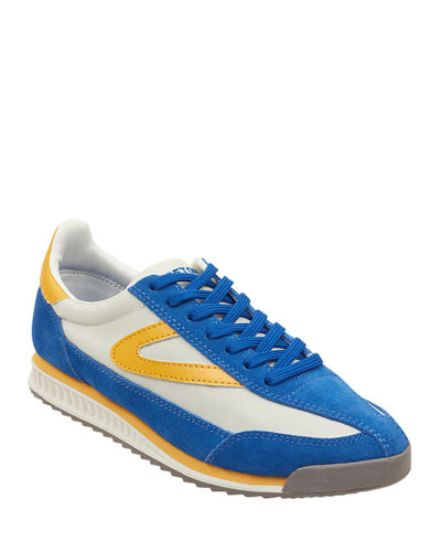 Rawlins Suede Lace-Up Sneakers