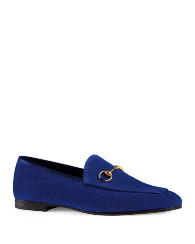 10mm New Jordaan Velvet Loafer